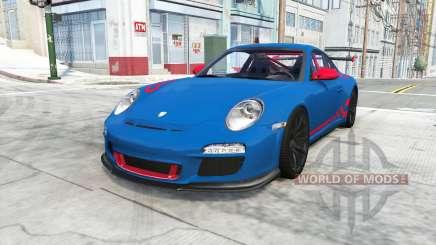 Porsche 911 GT3 RS (997) 2009 pour BeamNG Drive