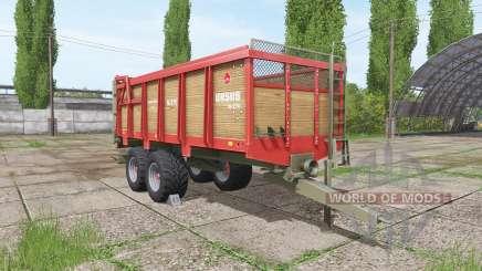 URSUS N-270 v1.1 pour Farming Simulator 2017