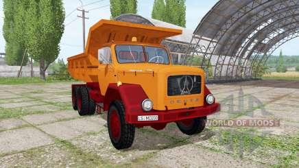 Magirus-Deutz 200 D 26 dump truck pour Farming Simulator 2017