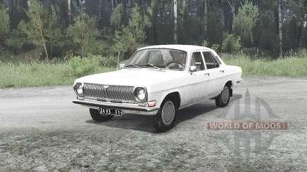 GAZ 24-10 Volga für MudRunner