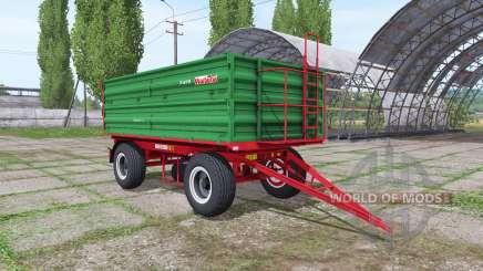 Warfama T-670 v1.1 für Farming Simulator 2017