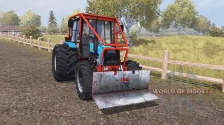 Belarus MTZ 892 foresterie pour Farming Simulator 2013