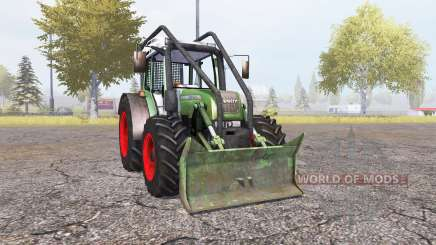 Fendt 209 S forest v1.32 für Farming Simulator 2013