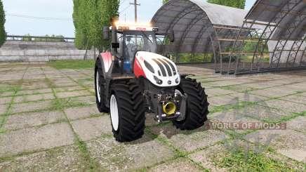 Steyr Terrus 6300 CVT v3.0 pour Farming Simulator 2017
