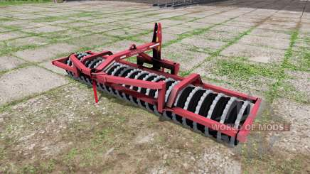Gregoire-Besson front-pakker für Farming Simulator 2017