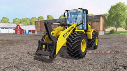 New Holland W170C für Farming Simulator 2015