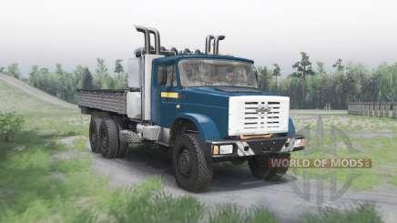 ZIL-433440 v2.1 pour Spin Tires