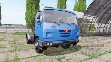 Tatra T815 TerrNo1 pour Farming Simulator 2017