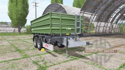 Fliegl TDK 160 pour Farming Simulator 2017