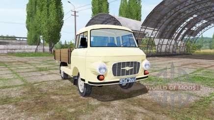 Barkas B1000 pritschenwagen pour Farming Simulator 2017