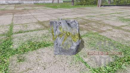 Stone weight pour Farming Simulator 2017