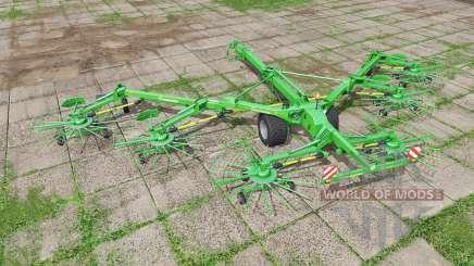 Krone Swadro 2000 v1.17 pour Farming Simulator 2017