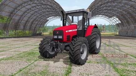 Massey Ferguson 6290 v1.1 pour Farming Simulator 2017