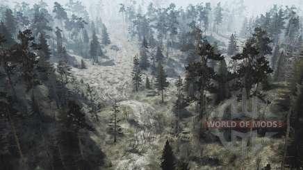 Wald-Spiel 4 für MudRunner