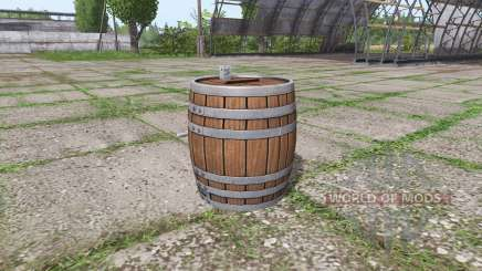 Barrel weight für Farming Simulator 2017