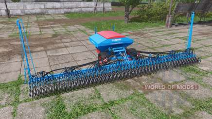 LEMKEN Solitair 12 multi-seeder v1.17 pour Farming Simulator 2017