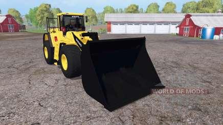 Volvo L180F pour Farming Simulator 2015