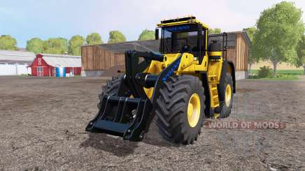 Volvo L180F v5.0 für Farming Simulator 2015
