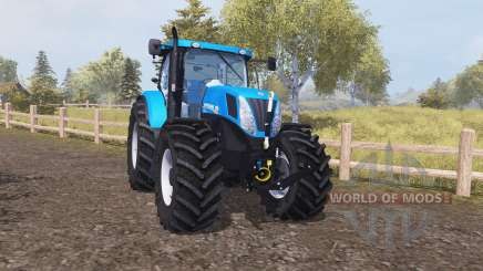 New Holland T7.220 pour Farming Simulator 2013