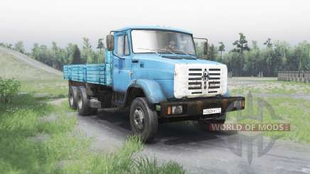 ZIL 133Г40 pour Spin Tires