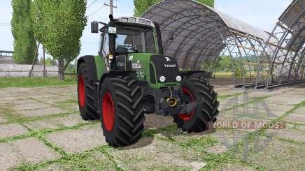 Fendt 820 Vario TMS dynamic hoses v1.1 pour Farming Simulator 2017