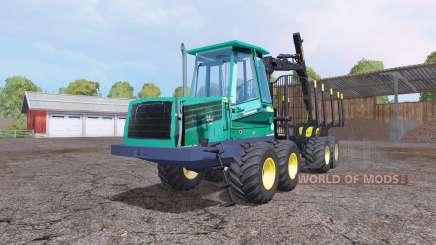 John Deere 1110D v1.1 pour Farming Simulator 2015