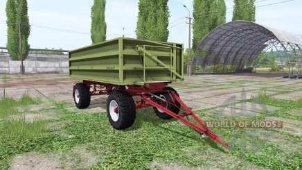 Conow HW 80 pour Farming Simulator 2017