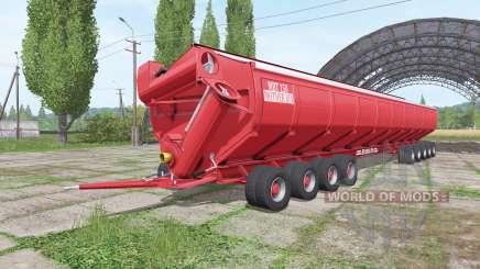Bromar MBT 150 v1.1 pour Farming Simulator 2017