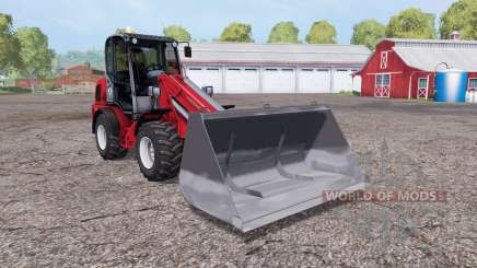 Weidemann 4270 CX 100T v1.1 für Farming Simulator 2015