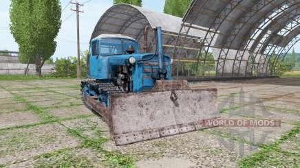 DT-75M Kasachstan v1.2 für Farming Simulator 2017