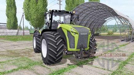 CLAAS Xerion 5000 Trac VC pour Farming Simulator 2017