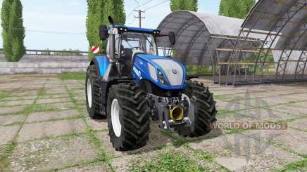 New Holland T7.315 BluePower pour Farming Simulator 2017