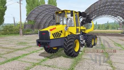 Welte W130K v1.0.2 für Farming Simulator 2017