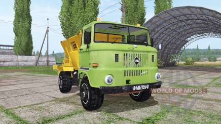 IFA W50 L fertilizer pour Farming Simulator 2017