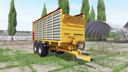 Veenhuis W400 v1.1.1 für Farming Simulator 2017