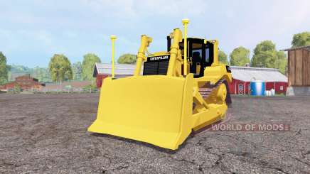 Caterpillar D7R v1.1 pour Farming Simulator 2015