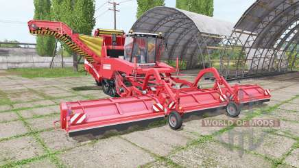 Grimme Tectron 415 sugar cane pour Farming Simulator 2017