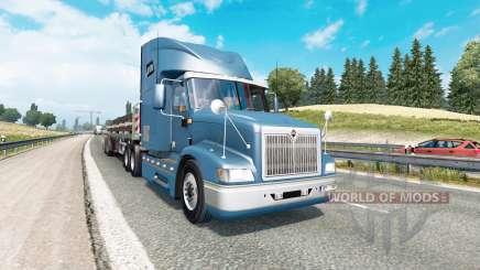 American truck traffic pack v1.4.1 pour Euro Truck Simulator 2