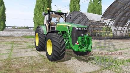 John Deere 8330 v3.7.7 pour Farming Simulator 2017