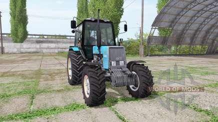 MTZ 820.2 Biélorussie pour Farming Simulator 2017