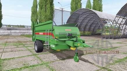 BERGMANN M 1080 pour Farming Simulator 2017