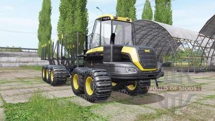 PONSSE Buffalo autoload für Farming Simulator 2017