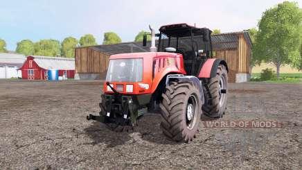 La biélorussie 3022ДЦ.1 pour Farming Simulator 2015