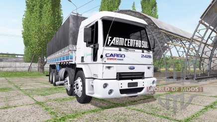 Ford Cargo 2428e pour Farming Simulator 2017