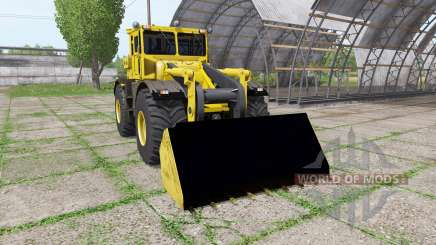 Kirovets K 701 v2.2 pour Farming Simulator 2017
