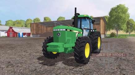 John Deere 4850 für Farming Simulator 2015