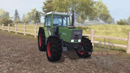 Fendt Farmer 306 LS Turbomatik v3.0 für Farming Simulator 2013