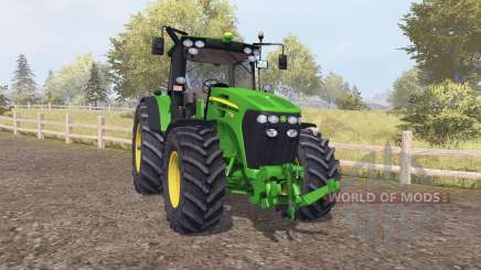 John Deere 7730 v3.0 pour Farming Simulator 2013