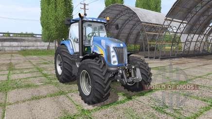New Holland TG285 v1.0.1 für Farming Simulator 2017