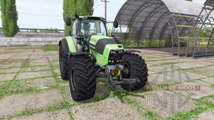 Deutz-Fahr Agrotron 7230 TTV dynamic hoses pour Farming Simulator 2017